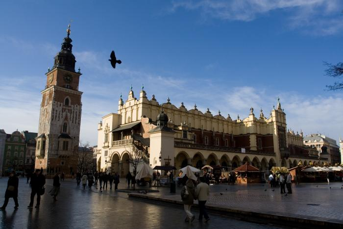 Kraków, tourist attraction, travelling, entertainment