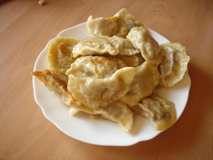 recipe, pierogi, dumplings