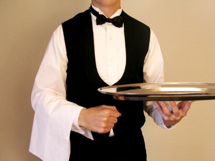 profession, job, picture, description, lifestyle, waiter, picture description